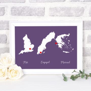 Map trio 3
