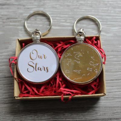 Gold foil Custom Stars