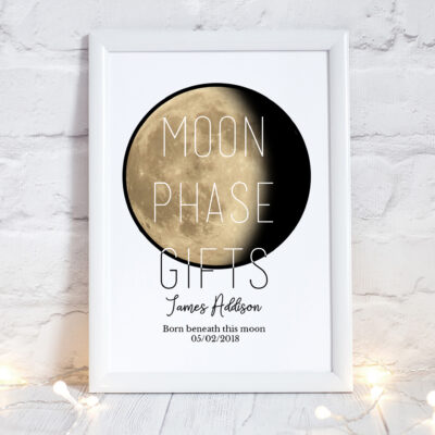Moon phase gifts